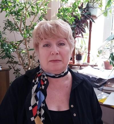 Председатель РОО Союза журналистов России Южанская Вера Николаевна: