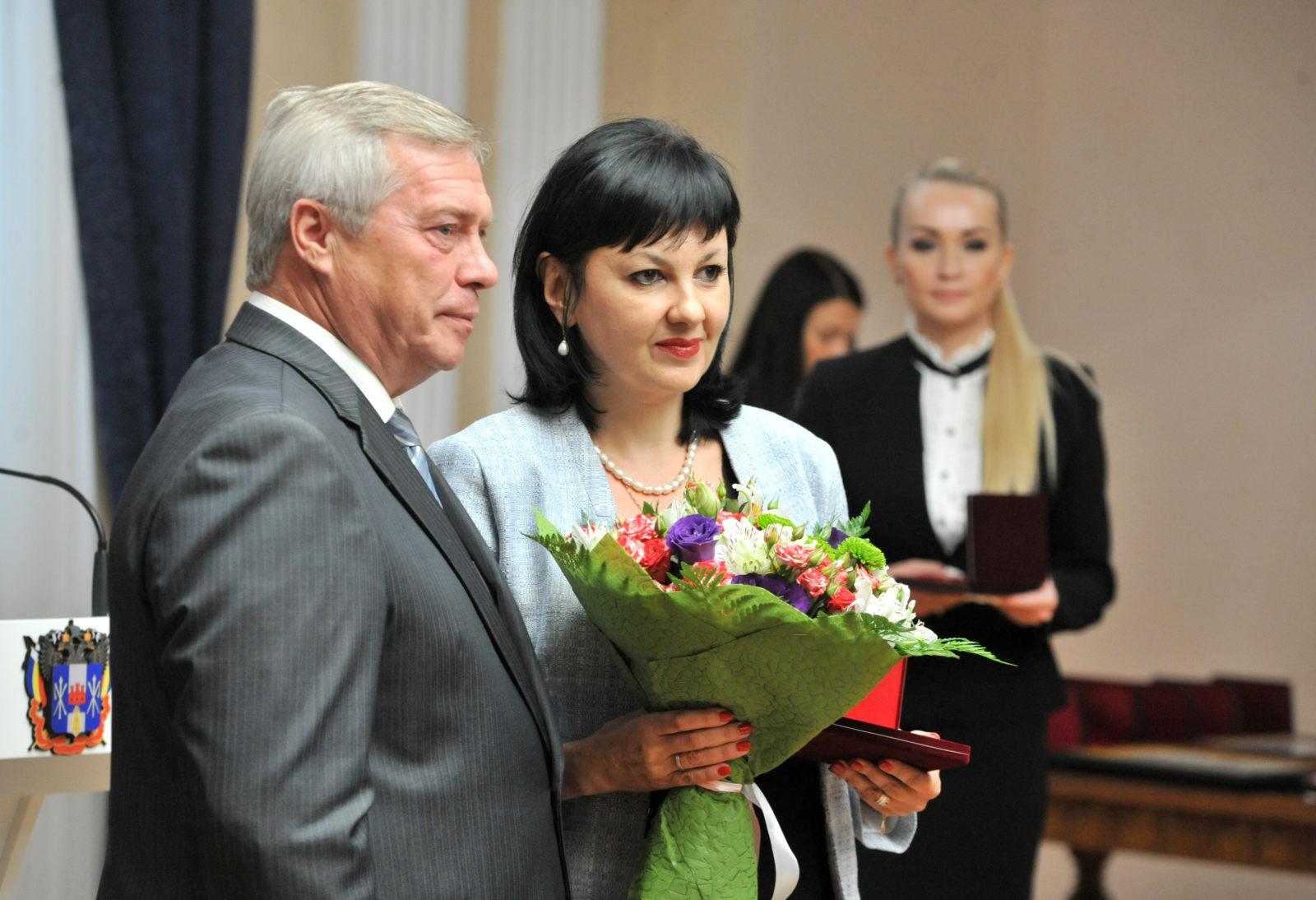 Заслуженный журналист России Бэлла Севостьянова.