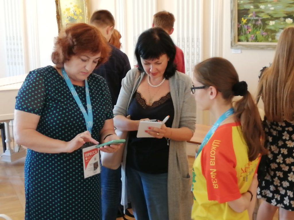 В Санкт-Петербурге победили юнкоры из Ростовской области.