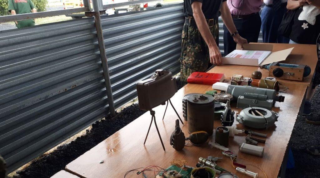 Журналисты Ростовской области прошли курс практического обучения работе в чрезвычайной ситуации.