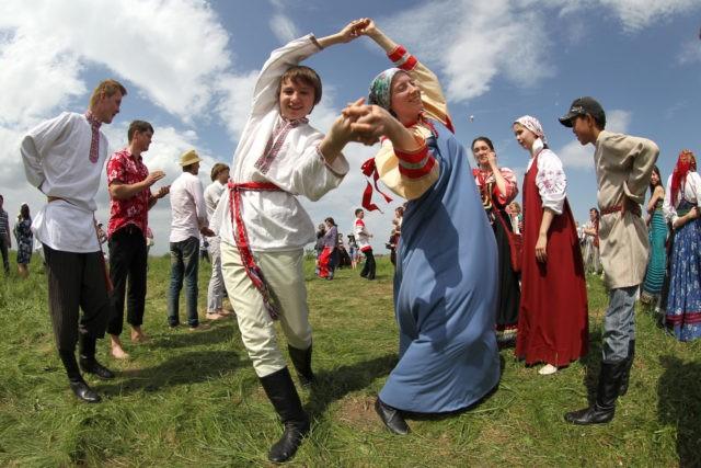 Фотоконкурс «Национальные праздники народов России».