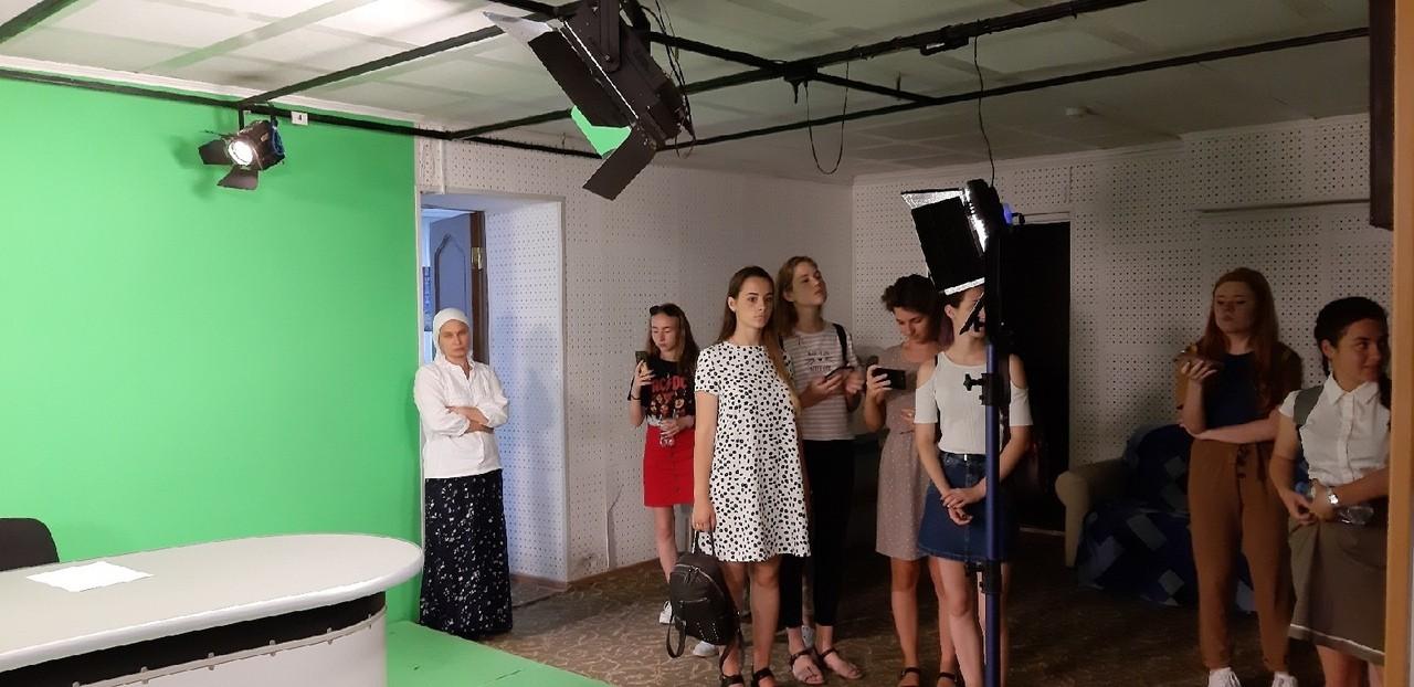 В Ростове прошла летняя медиашкола проекта «Наследие» для юных журналистов
