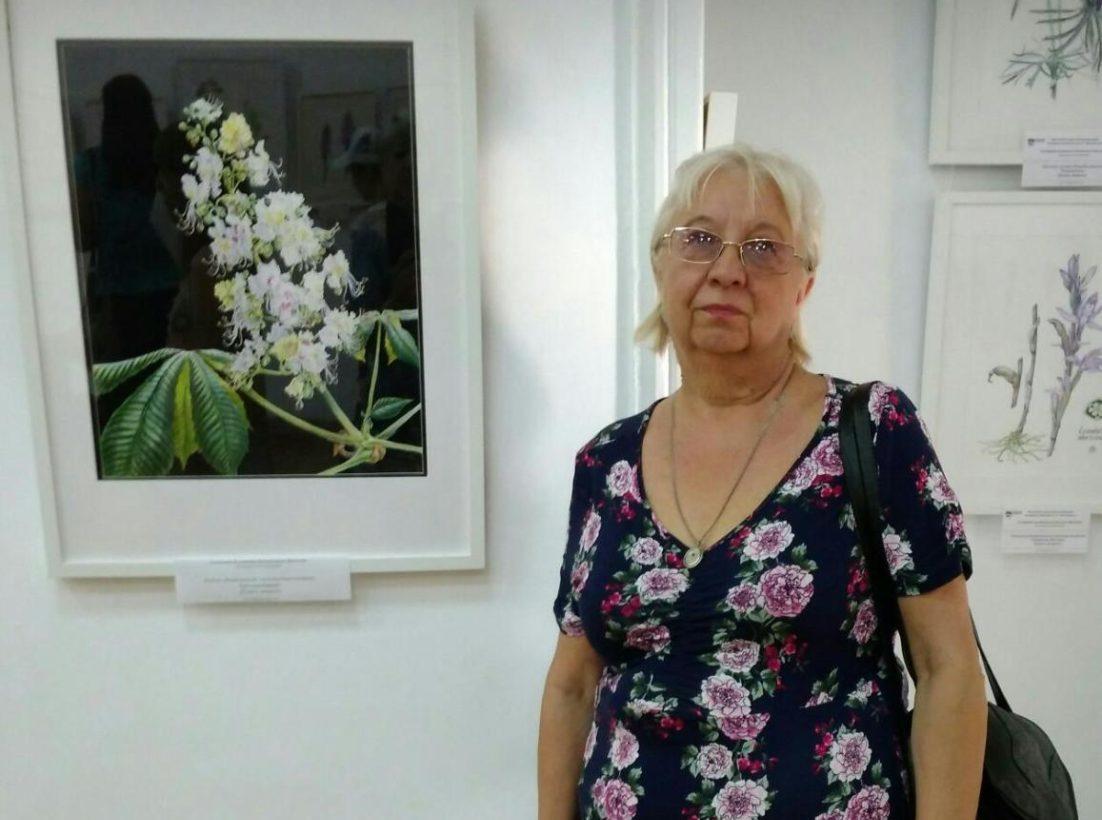 """Свой юбилей отмечает Нина Слободенюк, руководитель клуба """"Ветеранская среда"""""""