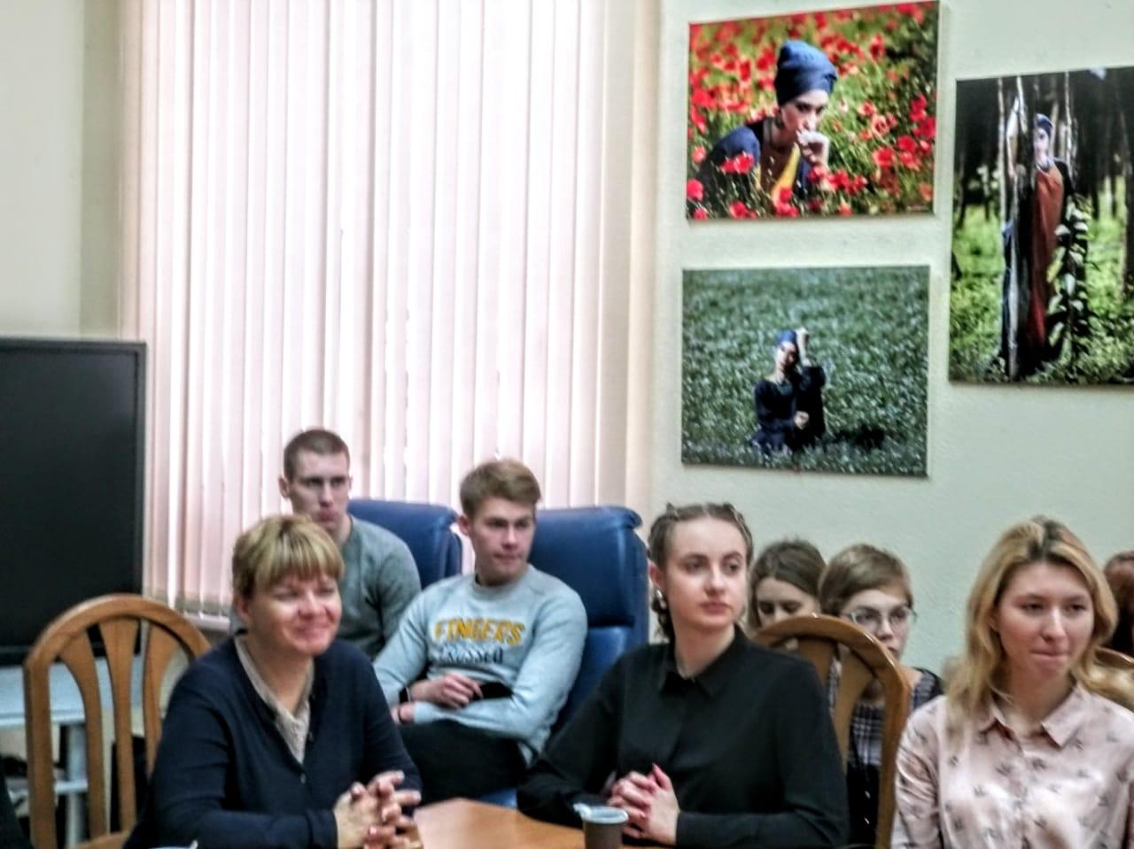 Творческая встреча в Домжуре — Союз журналистов России