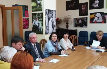 Состоялось заседание правления РОО СЖР