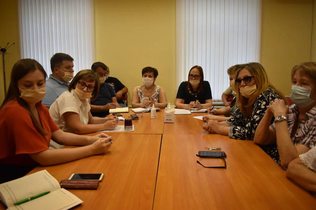 Журналисты Каменска-Шахтинского участвуют в фестивале «Добрый город».