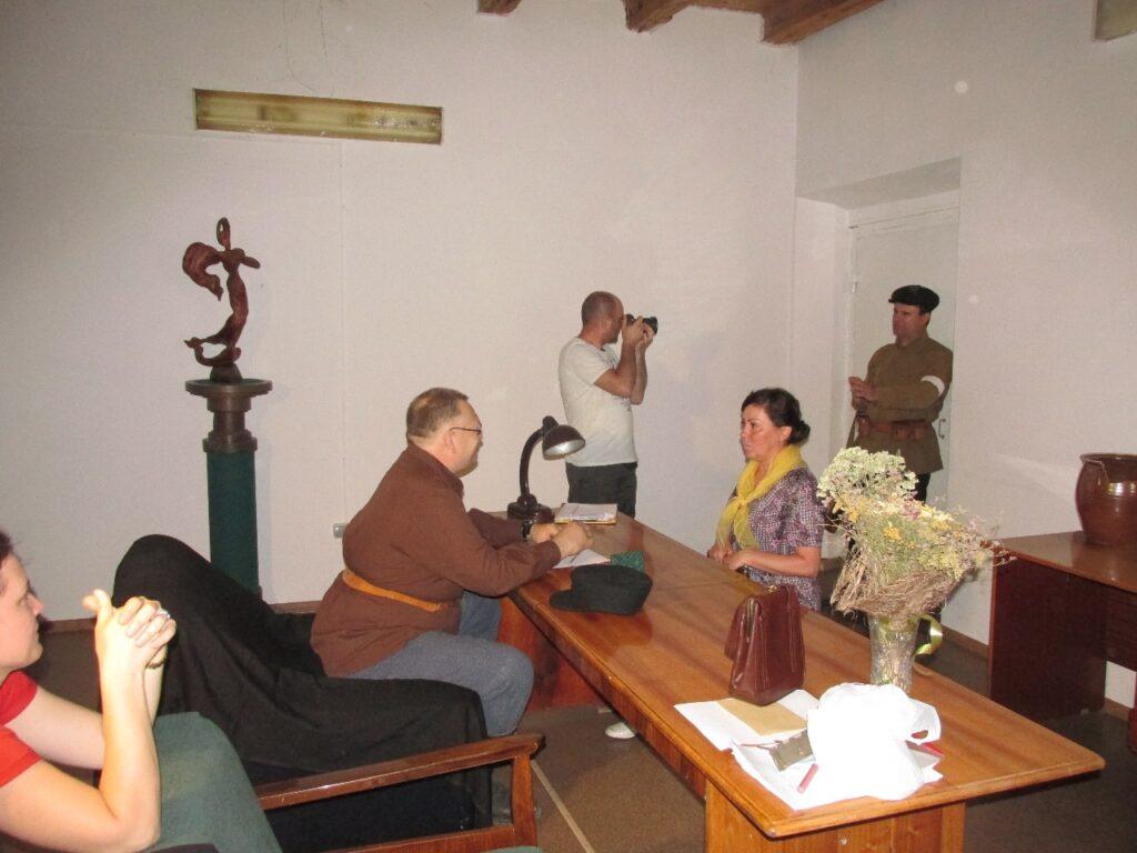 Фильм ростовских журналистов попал в музей.