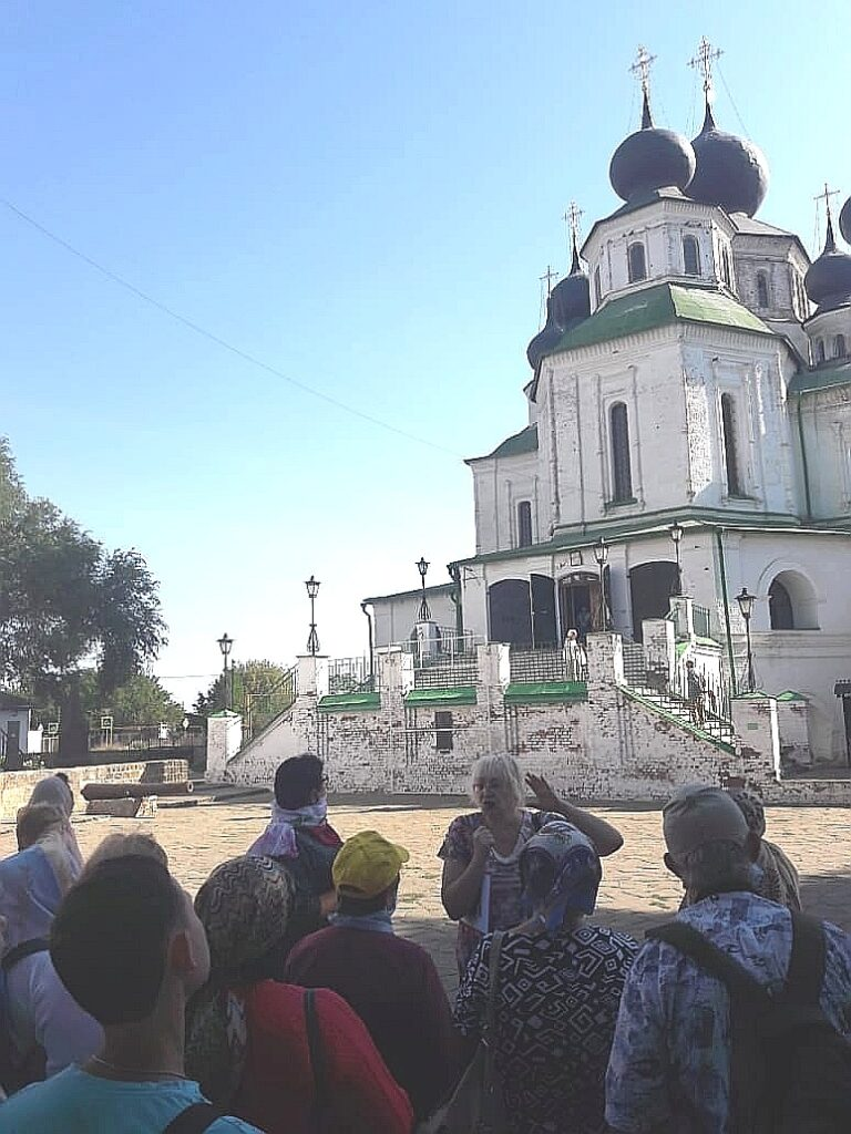 Тайны  древней столицы донского казачества