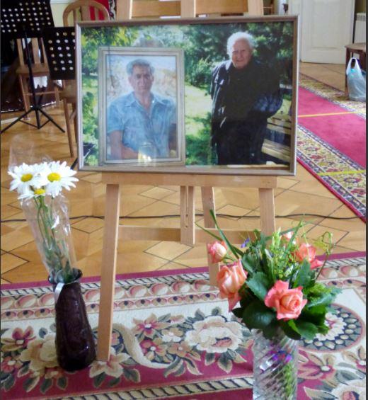 В Новочеркасске отметили 105-летие со дня рождения Анатолия Калинина