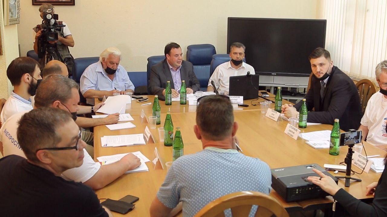 Вопросы контроля за процессом голосования обсудили в Домжуре