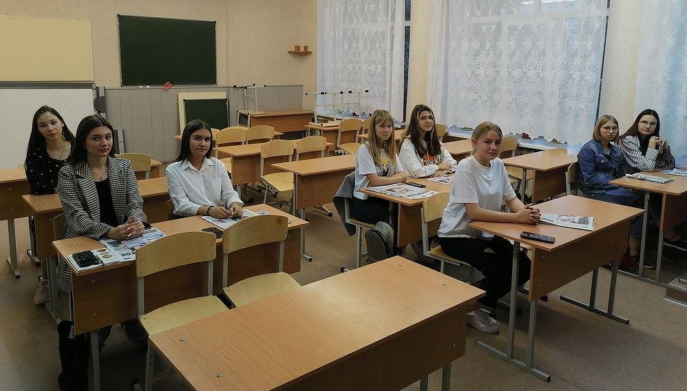 В Белой Калитве начала работу школа юнкоров «Медиа-старт»